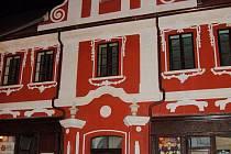 Dům č. 7 v ulici Jana Švermy.