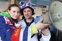 Lucie Tenková a Pavel Pasev vyrazí do Brna v barvách chomutovského klubu.