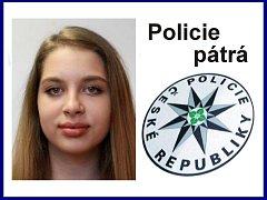 Policie pátrá po Lauře Rittichové z Chomutova