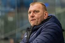 Chomutovský trenér Miroslav Buchal.