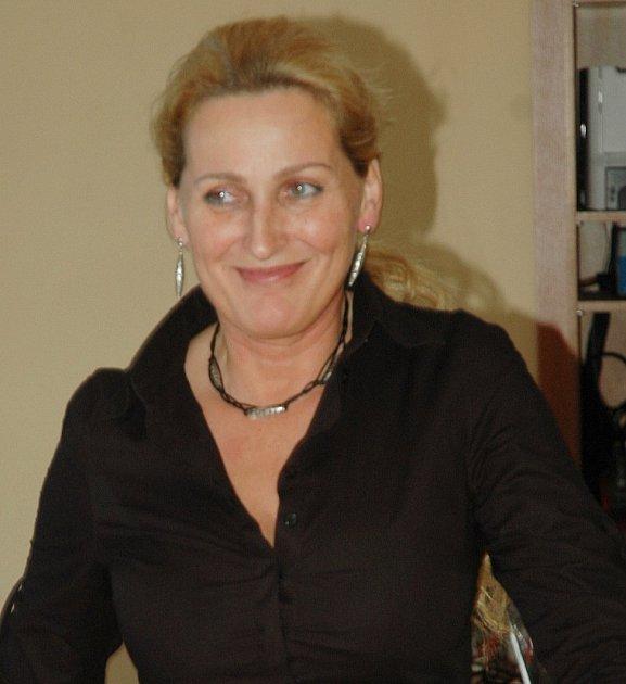 Dana Jurštaková, nová místostarostka Jirkova.