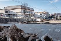 Rekonstrukce okolí KaSSu.