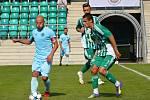 K prvnímu utkání jarní části Divize B zřejmě nenastoupí pro zranění kapitán FC Chomutov Patrik Gedeon.