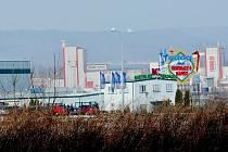 Průmyslová zóna Verne v Klášterci nad Ohří