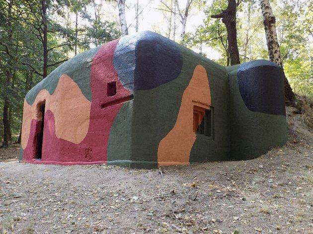 Další pevnost Muzea Na Kočičáku nad Chomutovem dostala nový kabát.