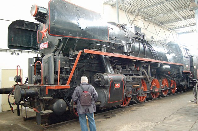Železniční depozitář Chomutov