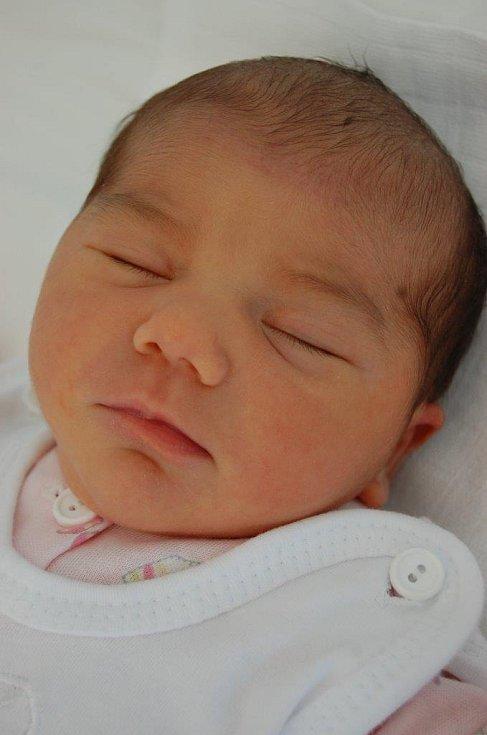 Natálka Fellnerová prvně spatřila světlo světa 26. 8. v 11:30 hod. v chomutovské porodnici. Měřila 51 cm a vážila 2,9 kg. Největší radost má z holčičky maminka Renata Fellnerová z Chomutova.