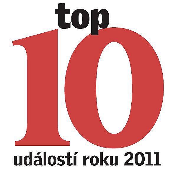TOP 10 Událostí roku 2011
