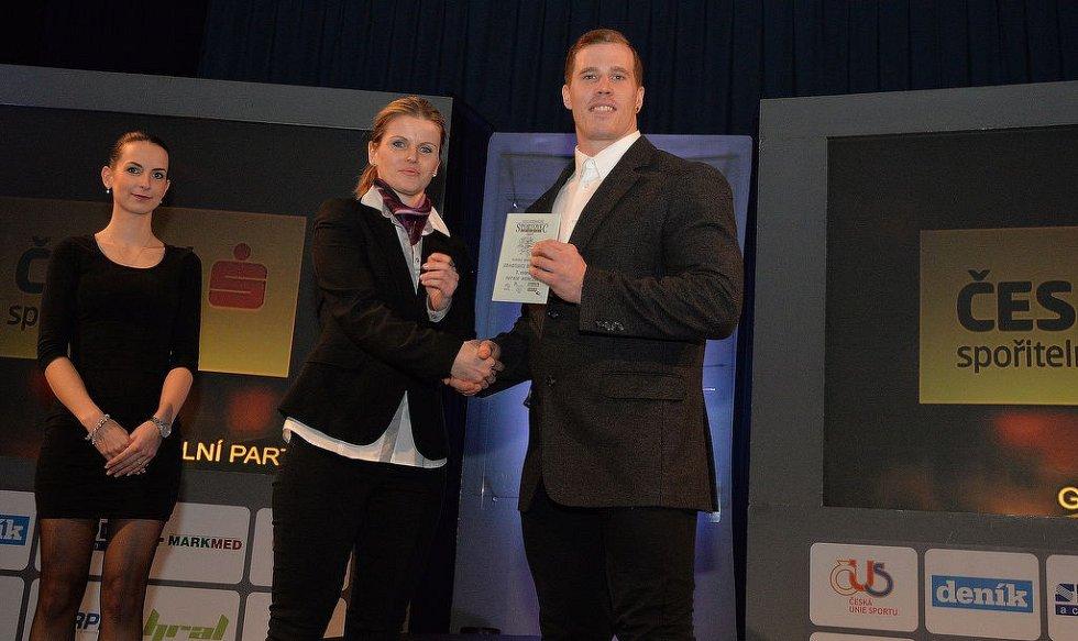 Pavel Herčzík (vpravo) získal na Mistrovství ČR v Kutného Hoře 1. místo v kategorii physique mužů do 178 cm, na Mistrovství světa byl třetí.