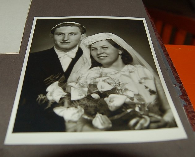 Své ano si manželé Kopečtí řekli 24.4. 1948