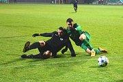 FC Chomutov - Polaban Nymburk 2:2 (3:2 pk)