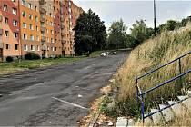 Během rekonstrukce v ulicích SNP a na Mládežnické v Jirkově se nebude platit nájemné za parkovací místa.