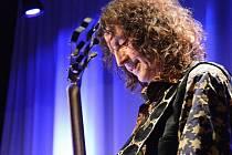 """Ozdobou páteční charitativní akce """"Cesta proti bolesti"""" bude vystoupení fenomenálního kytaristy Gwyna Ashtona."""