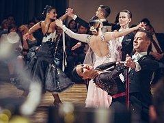 Velká cena města Chomutova v tanečním gala