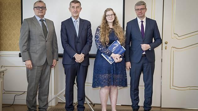 Studenti získali ocenění za odbornou práci