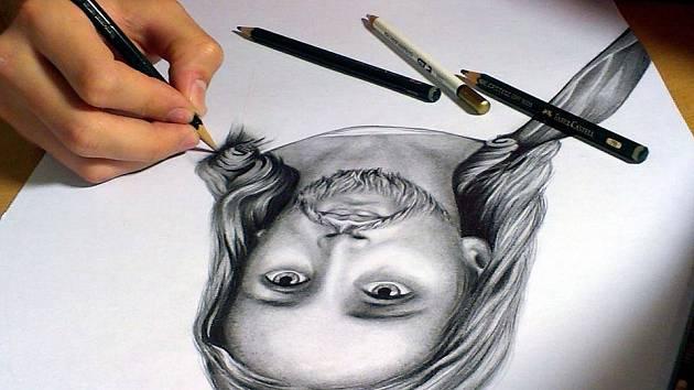 Talent Sam Se Naucil Kreslit Ted Ma Vlastni Vystavu Chomutovsky