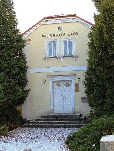 Weberův dům.