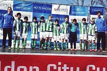 Mladíci Junioru Chomutov vybojovali na Golden City Cupu zlatou trofej