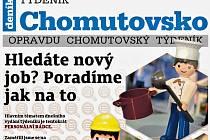 Týdeník Chomutovsko ze 4. září 2018