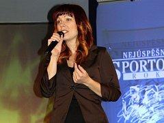 Zpěvačka Michaela Nosková na archivním snímku