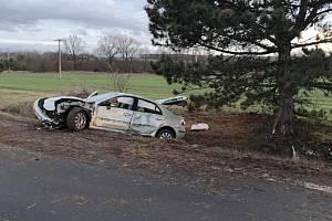 Nehoda u Nezabylic.