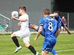 S týmem Českého Brodu zahájí fotbalisté FC Chomutov sezonu 2016/2017.