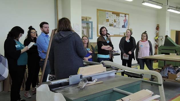 Všehrdskou věznici navštívilo za poslední půlrok 400 studentů.
