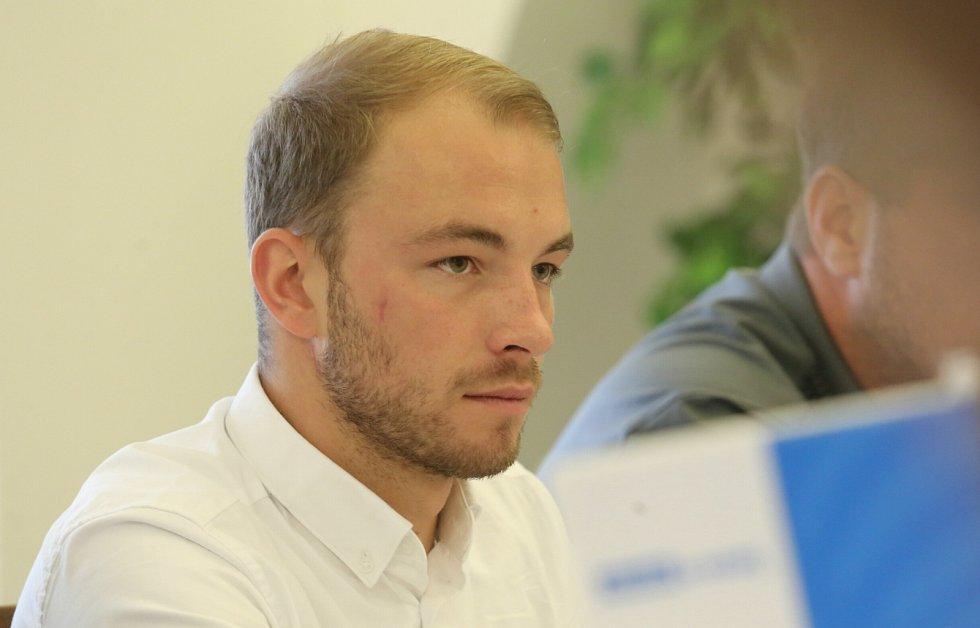 Ondřej Vodička, personalista ze společnosti Benteler Automotive Klášterec.