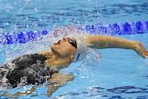 Simona Baumrtová pokořila rekord na 50 m znak