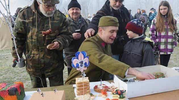 Silvestrovský výšlap na Kočičák 2016