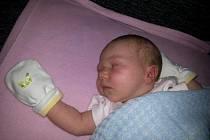 Malá Natálka Zapalačová se narodila 30. května 2014. Měřila 50 centimetrů a 3,65 kilogramu.