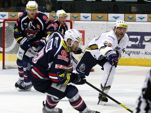 PIRÁTI Jágra neubránili ani potřetí v sezoně.