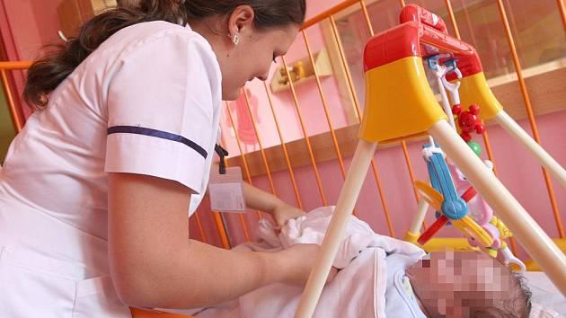Krátce po nalezení strávil Vítek nějaký čas v kadaňské nemocnici. Od té doby uběhlo už 16 měsíců.