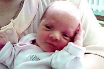 Jana Wolframová se narodila 21.2. v 8:49. Měřila 44cm a vážila 2320g. Rodiče Petra a Miroslav Wolframovi jsou z Kadaně.