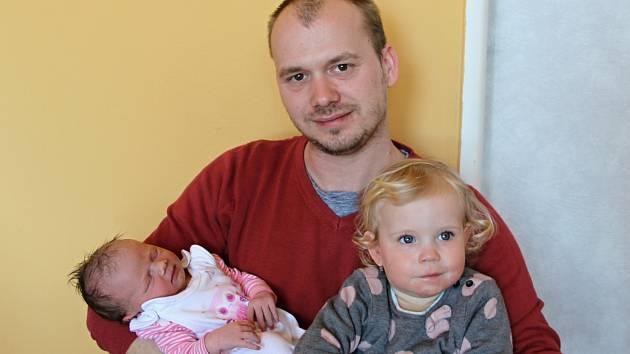 Tereza Borovská se narodila mamince Andree Borovské a tatínkovi Michalovi Borovskému z Kadaně 27.2.2019 v 7:41 hodin. Měřila 53 cm a vážila 3,89 kg.