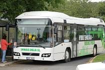 Autobus Chomutov. Ilustrační snímek