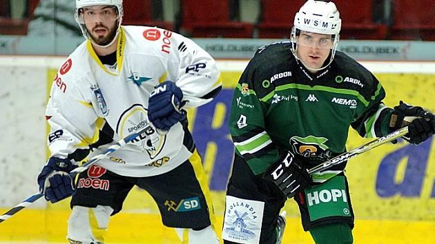 Kadaňští hokejisté doma přivítají Energii Karlovy Vary.