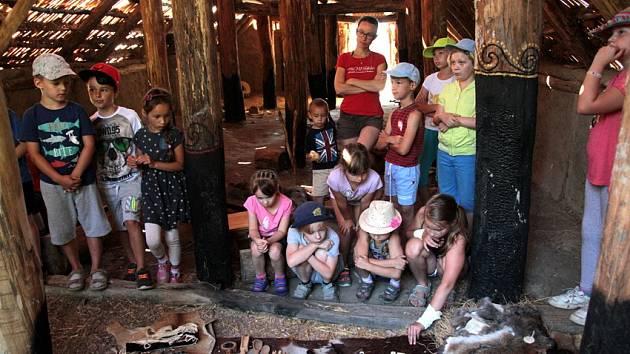 Kadaňský Archeoklub pořádá úspěšné archeologické tábory