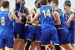 Basketbalisté Ústeckého kraje.