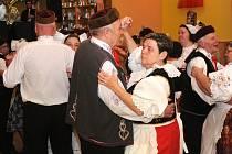Staročeský ples obce baráčníků v Otvicích