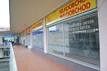 CALL CENTRUM MÍSTO ELEKTRA. Plánují ho v patře komplexu v Ervěnické ulici.