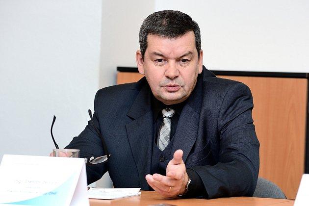 Štefan Drozd (Strana soukromníků ČR), nový starosta Klášterce nad Ohří.