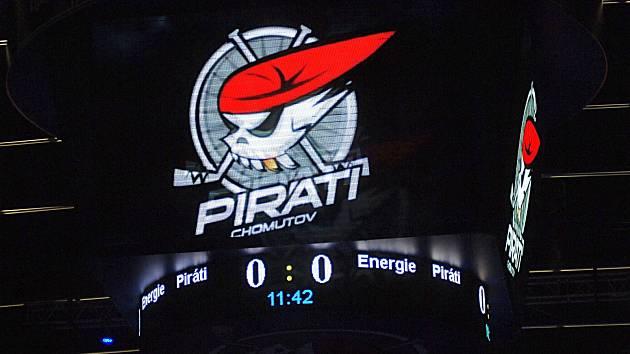 V první třetině branka v souboji Pirátů  s Karlovými Vary nepadla