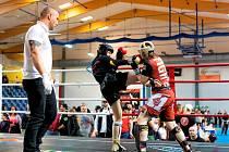 V Kadani se konal opět po roce tradiční turnaj v kickboxu Bohemia Open 2019.