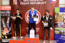 MČR v kickboxu se letos konalo v Jihlavě.