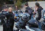 Jízda nalákala motorkáře z celého kraje.
