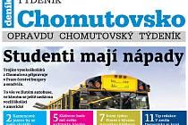 Týdeník Chomutovsko z 12. června 2018