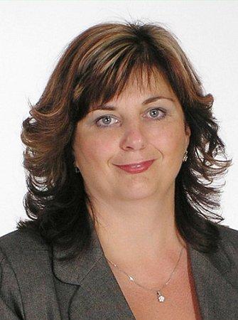 Kateřina Mazánková, nová starostka Klášterce nad Ohří.