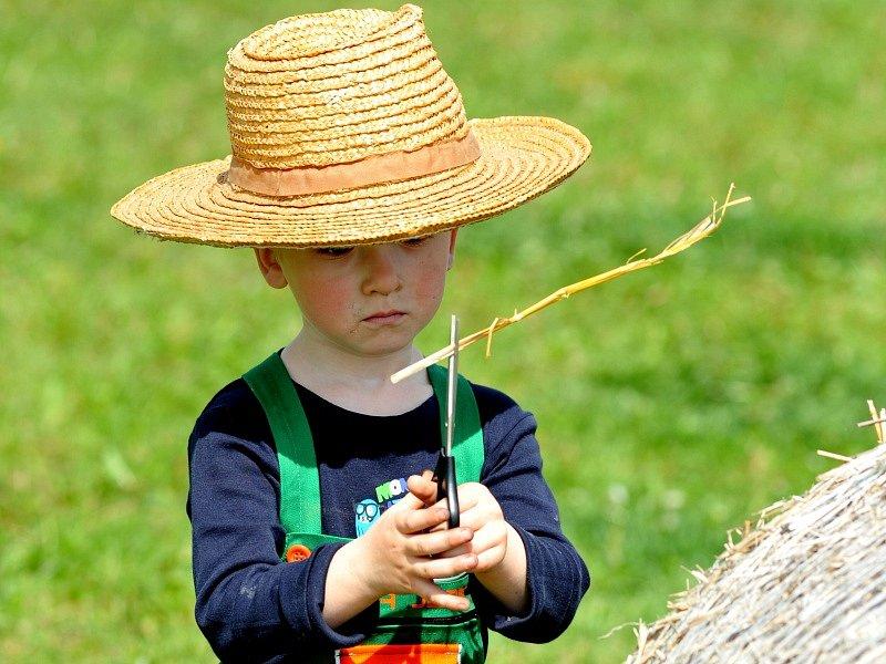 Malý farmář.