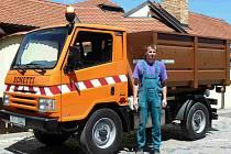 Od července začnou Klášterec nad Ohří uklízet takzvané malé technické služby města.